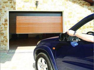 Usi pentru garaj automate,mecanice,panoramice si sectionate!