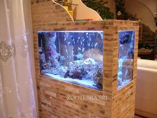 Изготовление аквариумов любых форм и объёмов