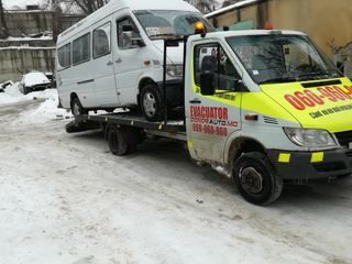 Evacuator Chisinau & Moldova,lucram 24/7