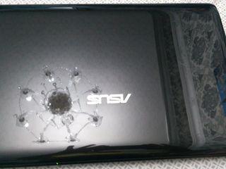 Asus K52DR AMD 4 ГБ DDR3-1333 HDD 640 ГБ Radeon HD 5470, 1024 МБ сумка в подарок