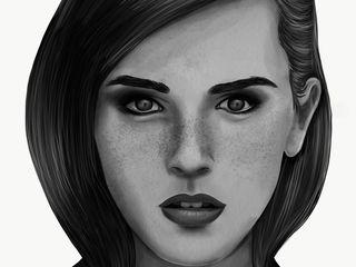 Цифровой портрет на заказ. Digital portret
