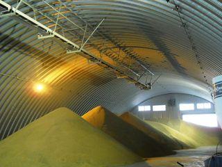 Hangare pentru cereale. Cerealier constructii in Moldova
