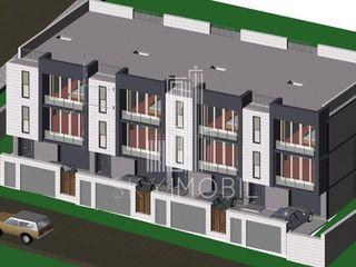 Townehouse Modern si Spatios.