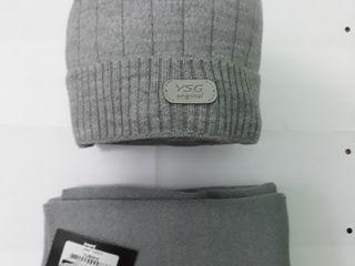 Новая шапка + шарф  возможна доставка и торг