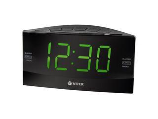Ceasuri VITEK VT-6603 ceas cu radio Produs Nou / Часы VITEK VT-6603 радиобудильник