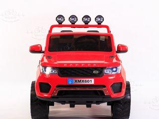 Masina electrica  pentru copii ( happer special rosu ) posibil in rate la 0% comision