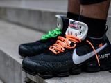 "Nike air vapormax fk ""off white"