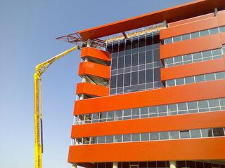 Servicii de instalarea a vitralilor, fasade ventilate