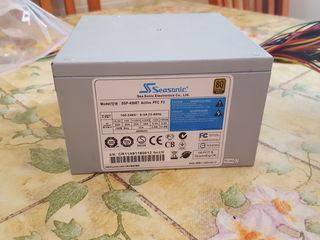 Seasonic 450 w Gold efficiency