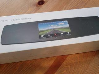 Nou videoregistrator 2 camere Xiaomi YI Mirror Dash Camera Global