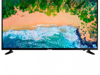 Samsung 43'' 4K UHD  черный/ smart TV/ Wi-Fi/ UE43NU7092