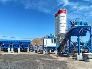 Завод тощий бетон