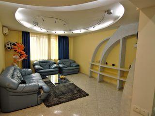 Центр! Ул. Штефан чел Маре. 3 комнаты, 92 м2, 2/9 этаж. Евроремонт.
