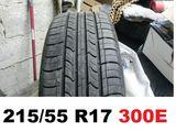 Scaturi roadstone noi 215/55 r17 m+s  vara/iarna