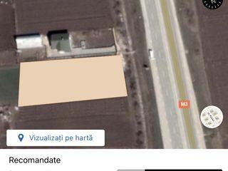Se vinde !  18 sote lîngă traseul Chișinău Cimișlia