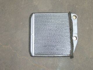 Радиатор печки/теплообменник отопителя салона opel/fiat