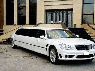 Mercedes-Benz S-Class Limuzina Транспорт для торжеств Transport pentru ceremonie
