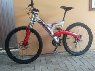 Shockwave dirt 4 bike