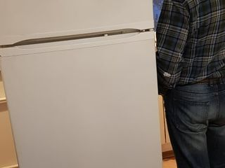 Большой холодилник