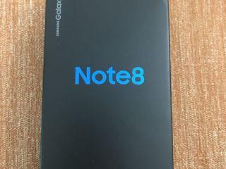 Оригинальная коробка от Samsung Galaxy Note8 - 100 лей