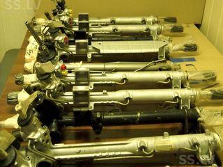 Рулевые  рейки, гидро насосы электро моторы на разные виды авто.