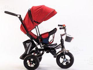 Tricicleta Jinming de la 6 luni