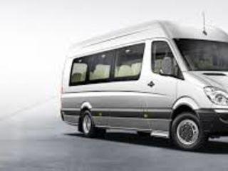Transport Romania-autobus -8 locuri, microbus -8 locuri, autoturism -4-6 locuri