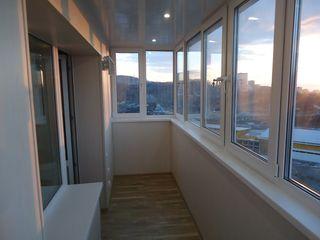 Расширение и переделка балконов. Demolarea, modificarea si extinderea balcoanelor.Alungirea balcoane