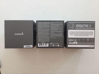 Vivoactive 3 Garmin Умные часы новые 210 euro.