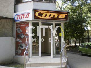 Se da in chirie spațiu comercial, Chișinău, Rîșcani 60 m