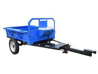 Прицеп для мотоблока Nr3 синий c доставкой на дом бесплатно.Garantie.Livrare/5500 lei