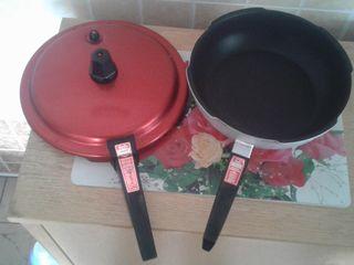 сковорода скороварка Fissler Германия