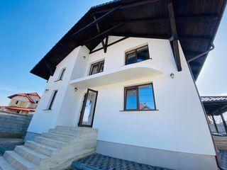 Com. Cricova. Str. Alba Iulia! Casa de lux cu 2 Nivele 175 mp + 6.6 ar! Zona Ecologica!!!
