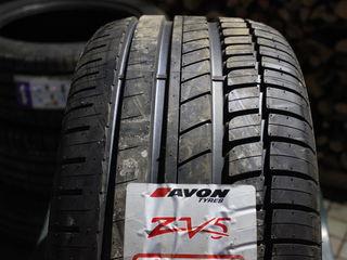 Новые летние шины avon 245/45 r17