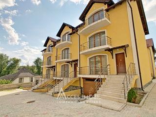 Townhouse! Durlești, str. T. Vladimirescu, 4 camere + living. Variantă albă!