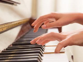 Преподаю фортепиано и сольфеджио на русском у вас дома.