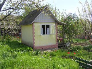 Дачный участок 6 соток, с летним домиком