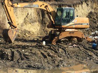 Servicii transport excavator