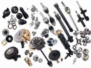 Амортизаторы, люстры, пружины, диски, колодки, сцепление.