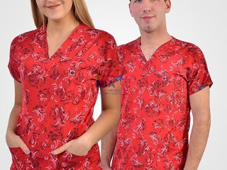 Halate medicale,uniforme imprimate,costume medicale,incaltaminte ortopedica!!!