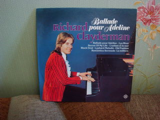 Richard Clayderman vinil