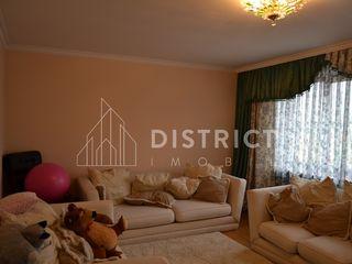 Râșcani, str. Miron Costin, apartament în 2 nivele, 6 odăi , 200 m2