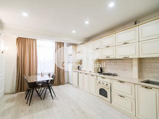 Bloc nou ! apartament modern, dormitor și living, Centru, 400 € !
