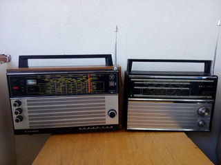 советские радиоприемники