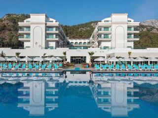 !!!Турция, Кемер! Один из самых востребованных отелей Dosinia Luxury Resort 5* ждет своих гостей