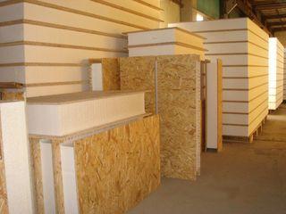 Construim case in 30 zile din Panouri SIP. Tehnologia Canadiana in Moldova la preț bun!