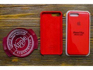 Original Apple silicone case