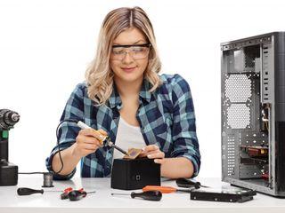 Ремонт компьютеров, планшетов, ноутбуков. Настройка, чистка от пыли,вирусов. Программы.