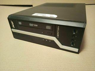 Acer Veriton X2630G (i3-4130/4096MB/500GB). Garanție 2 ani. În credit timp de 10 minute!