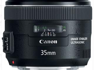 Canon EF 35mm F2.0 IS. Новый.
